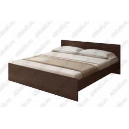 Кровать Эконом венге 1.2 м