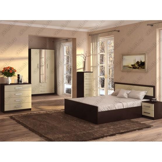 Спальня модульная Фиеста