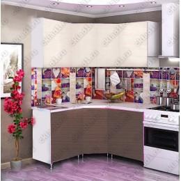 Кухня 1,45м х 1,45м (Шимо)